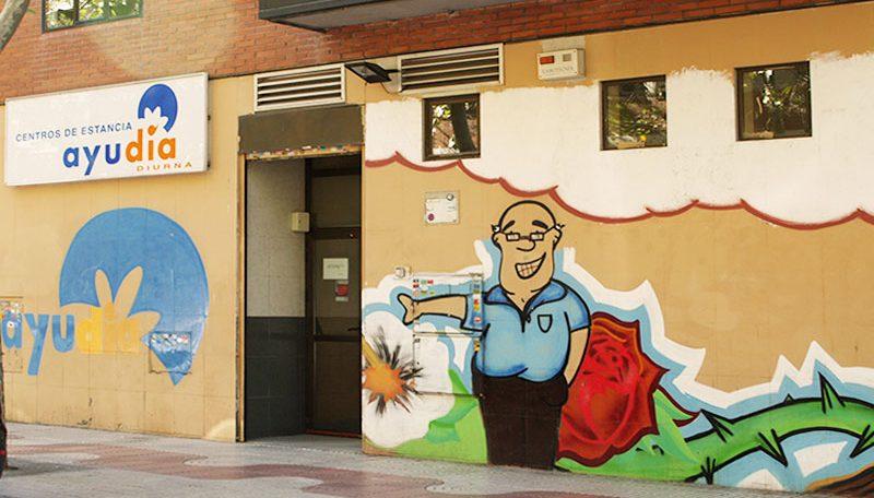 Ayudía: Centro de día Alcorcón